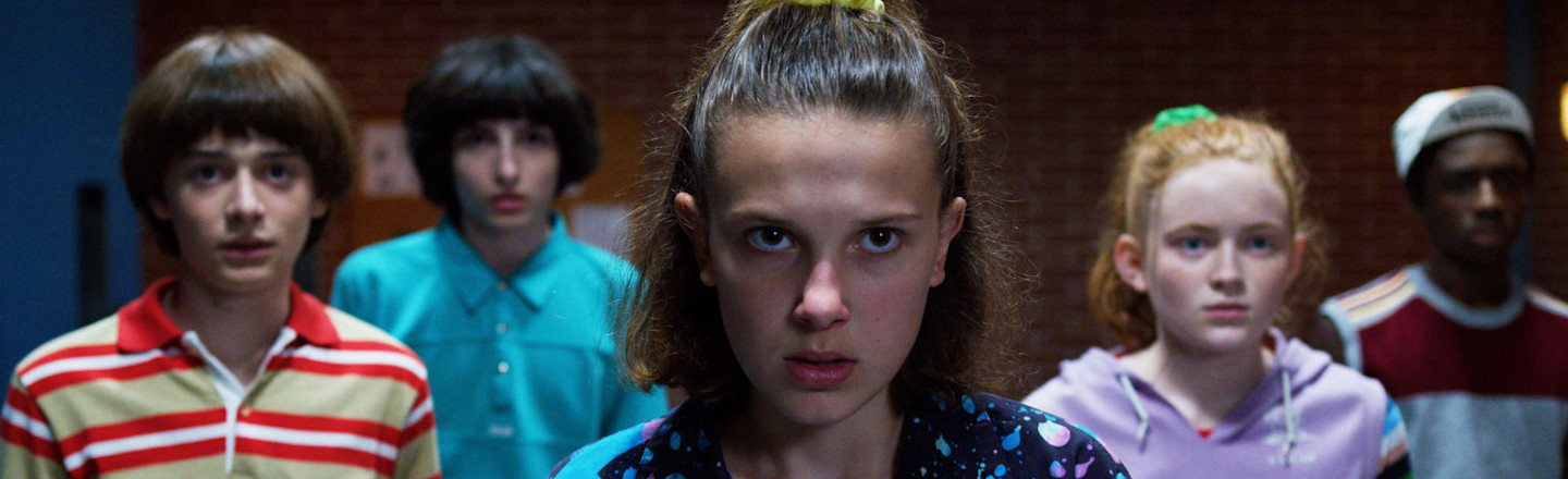 There's No Way 'Eleven' Got Her American Accent From 'Hannah Montana'