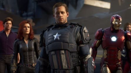 Why does Captain America look like our high school math teacher?