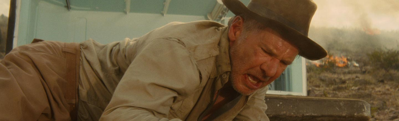 How To Make That 'Indiana Jones' Fridge Scene Way Better