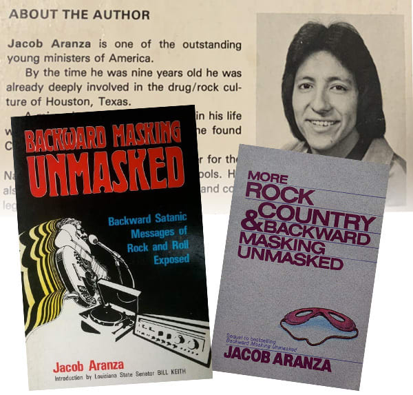 ABOUT THE AUTHOR Jacob Aranza is one of the outstanding young ministers of America. By the time he was nine years old he was already deeply involved i