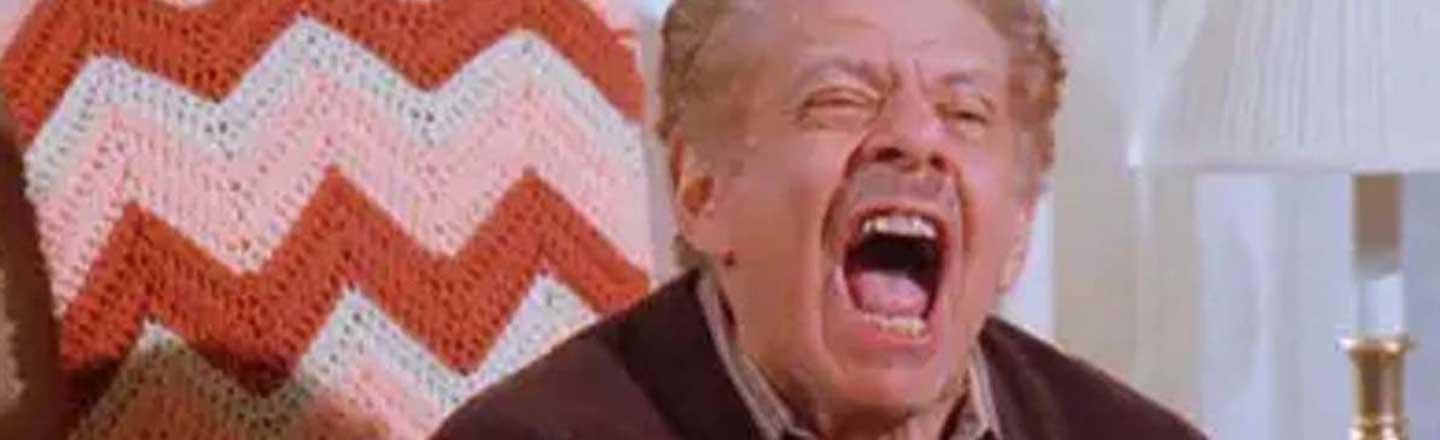 Jerry Stiller Is Gone, But Frank Costanza Remains