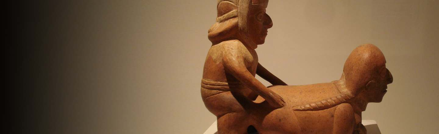 5 Artifacts That Prove Ancients Were Some Sick M'fers