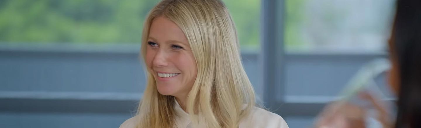 'The Goop Lab' Nails The Science Of Scamming Wealthy Women