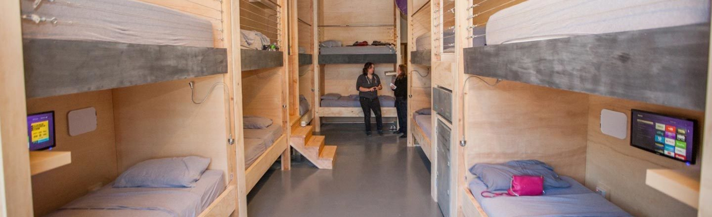 For $1,200 A Month, You Too Can Live In A Tech Bro Flophouse