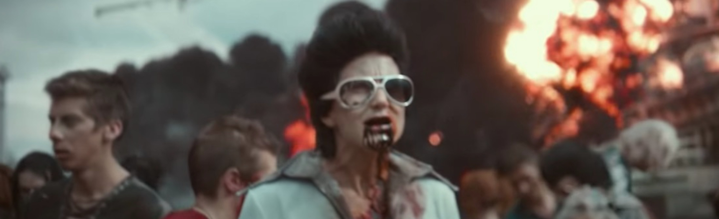 'Army of the Dead' Looks Fun But Was Originally Repulsive