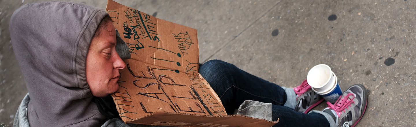 6 Hidden Dangers Of Being Homeless You Didn't Know Existed