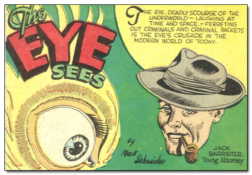 6 Old-Timey Comics Straight Out of a (Bad) Acid Trip
