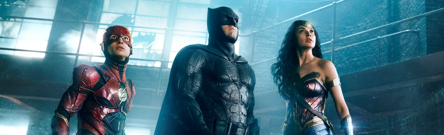 The DC Movie Universe Is Sucking (And It's Batman's Fault)