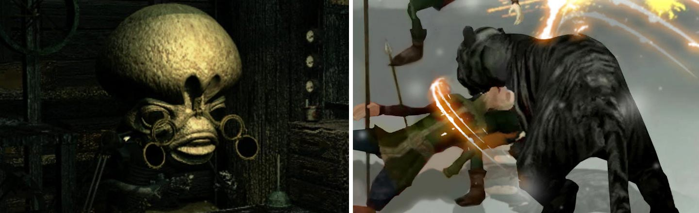 5 Forgotten Video Games With Very Bonkers Backstories