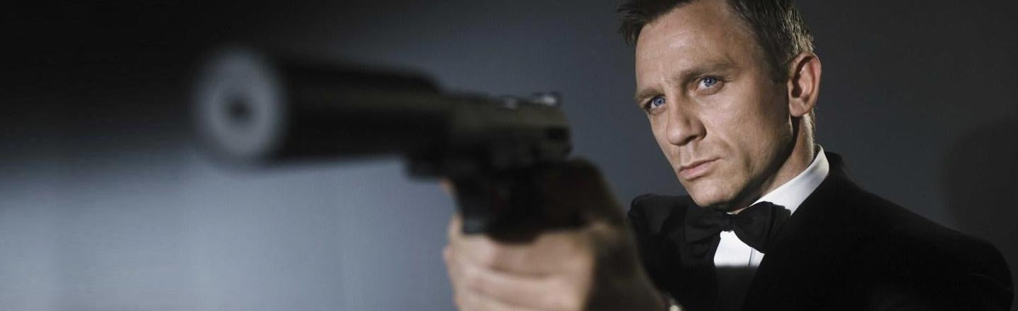 James Bond Is Objectively The Worst Action Hero