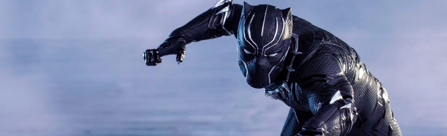 The CIA Live-Tweeted The Oscars To Debunk 'Black Panther'