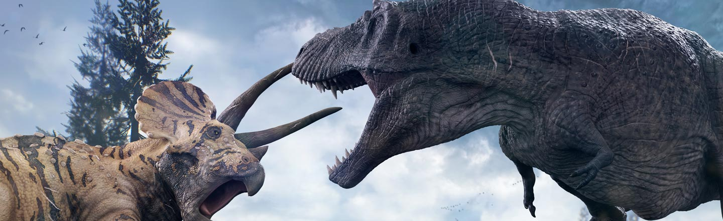 Dinosaurs Were Constantly Fighting And Yes, It Was Awesome