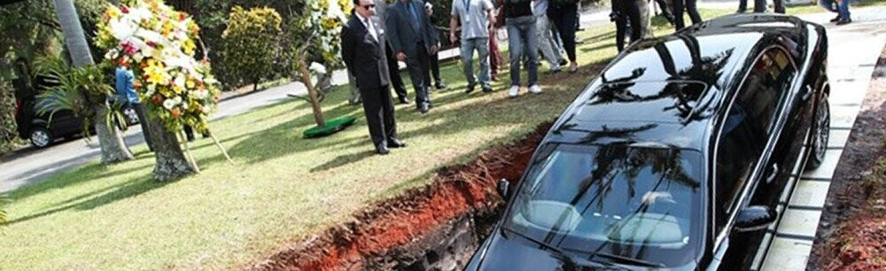 The Millionaire Who Wanted To Be Buried With His Bentley (Wasn't What He Seemed)