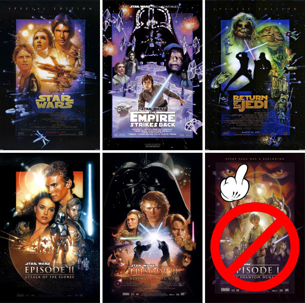 The Best Order To Watch The Star Wars Movies Cracked Com