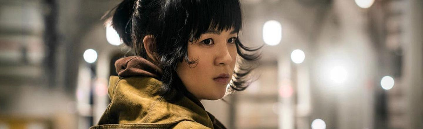 Sorry, But Ignoring Rose Tico Kind of Ruins 'Star Wars'