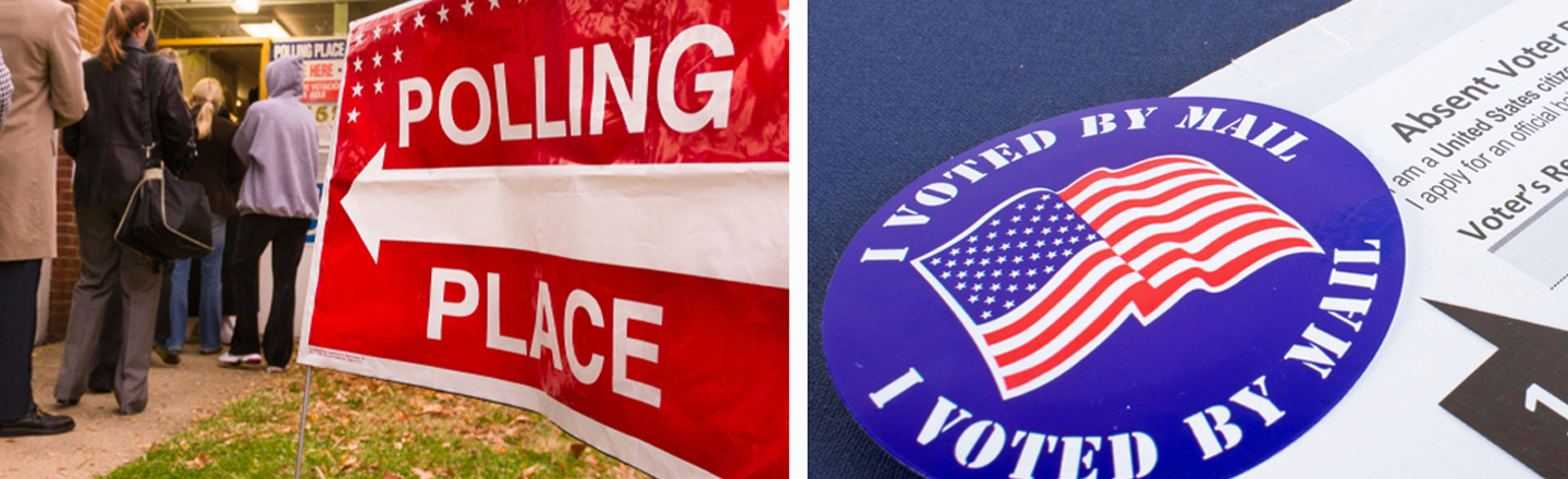 Mail-In Voting Should Be The Norm