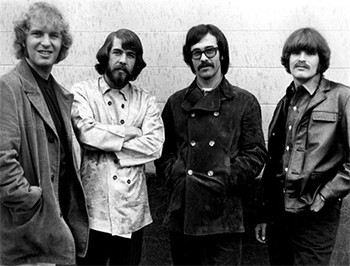 5 True Crimes That Had Completely Bananas Plot Twists - the band Creedence Clearwater Revival