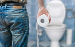 Up or Down? Science Solves The Toilet Seat Conundrum