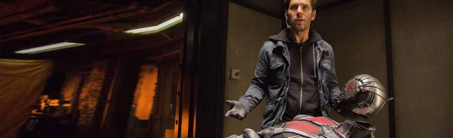 The Brutally Honest Version of Ant-Man Moviegoers Deserved