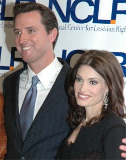 5 Embarrassing Episodes Starring The People In Charge Gavin Newsom and Kimberly Guilfoyle