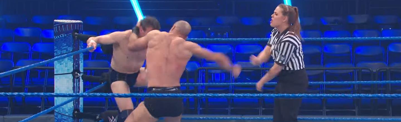 WWE Minus Audiences Equals Shakespearean Theatre