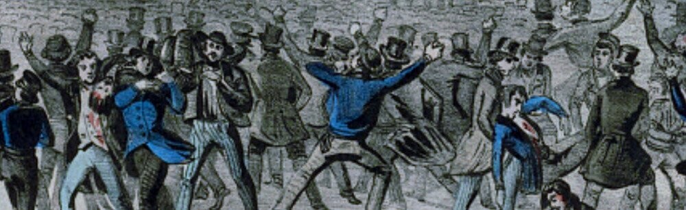 New York Was Almost Burned To The Ground In A Shakespeare Riot