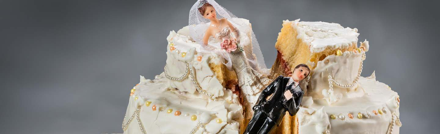 5 Things You Did That Forced Me To Ruin Your Wedding