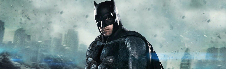 Ben Affleck's Canceled Batman Movie Sounds Pretty Cool