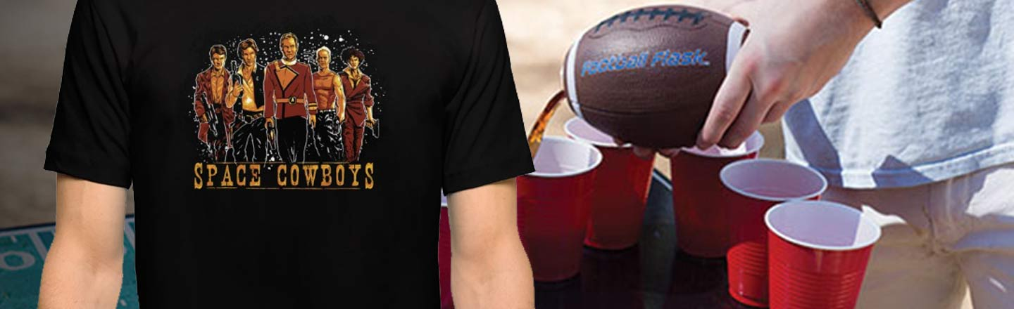 This Cracked Store Gear Will Make Your Super Bowl Party Epic