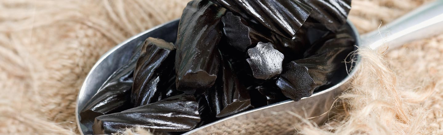 Too Much Black Licorice Is Bad For Your Heart And Your Soul