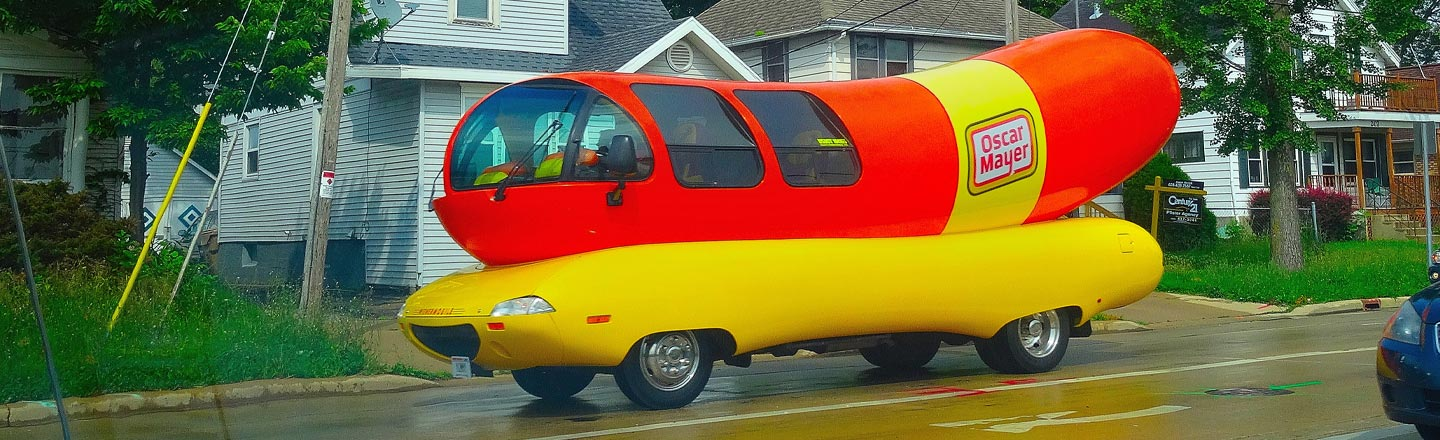 What The Wienermobile Says About The Modern Economy
