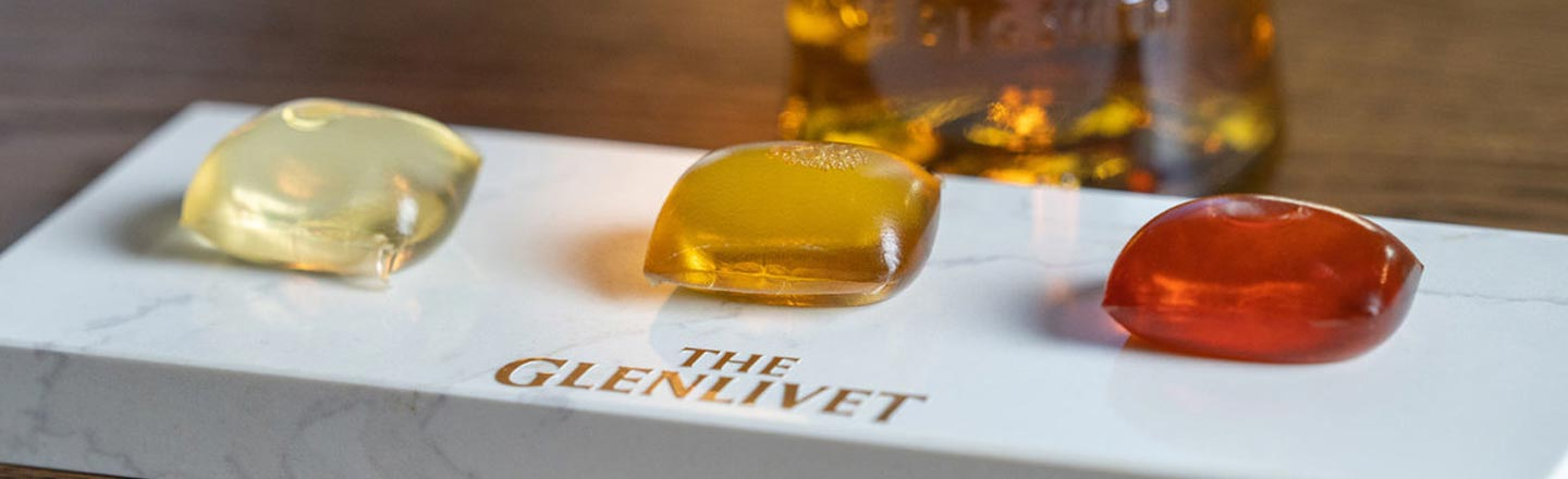 Little Condoms Filled With Liquor Are The Future Of Drinking