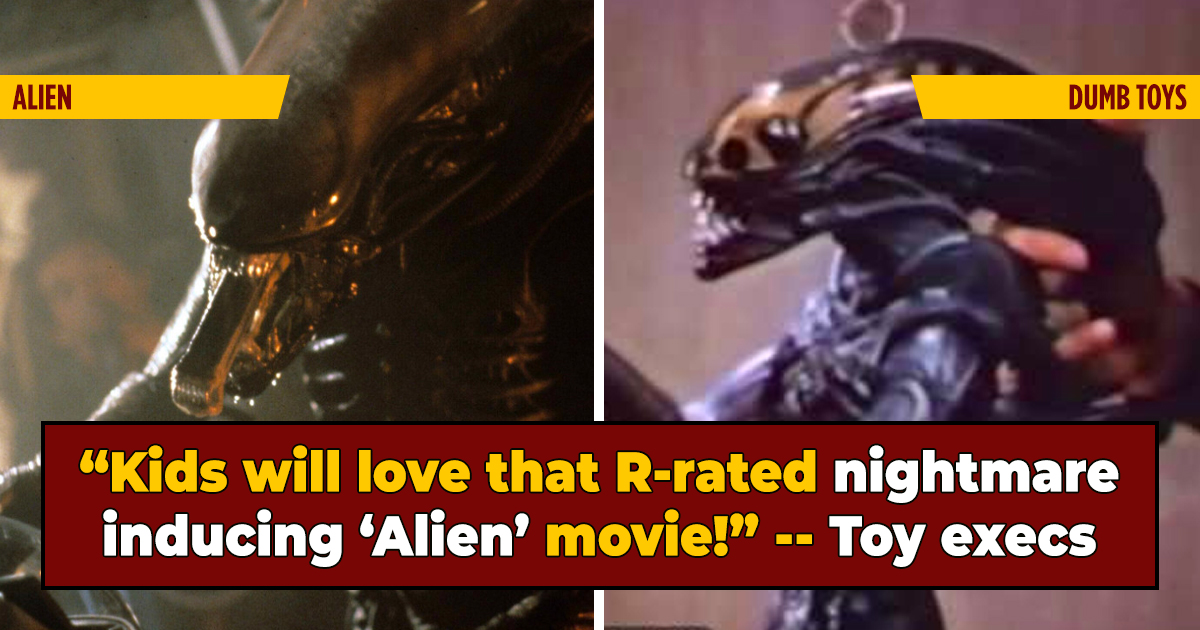 'Alien': The Terrible Toy Line Destined To Fail