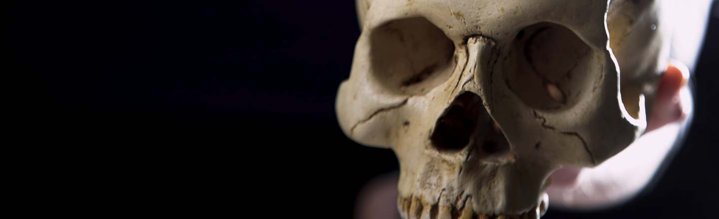 The 5 Creepiest Stories in the History of War