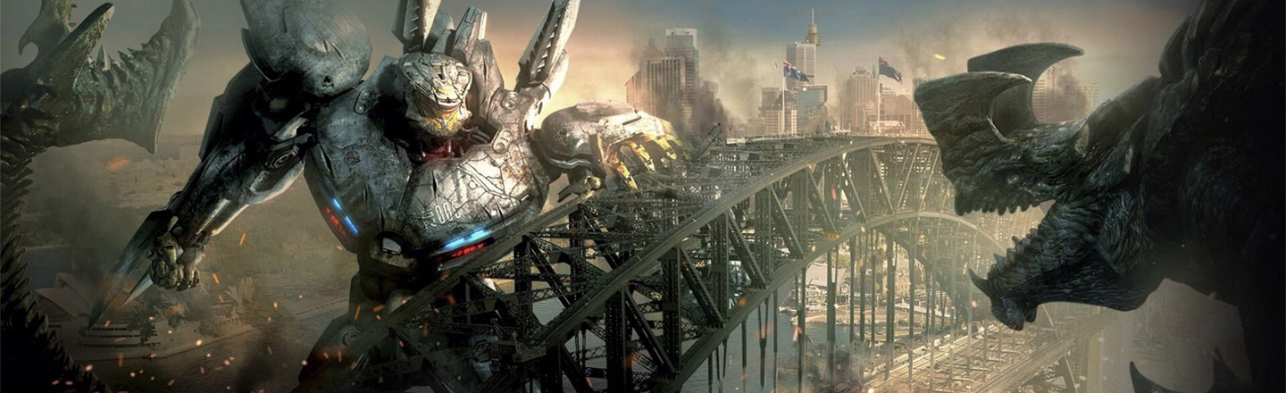 'Pacific Rim' Shows How To Beat This Thing