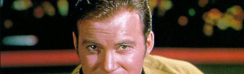 William Shatner Kept Stealing Toupees From the 'Star Trek' Set