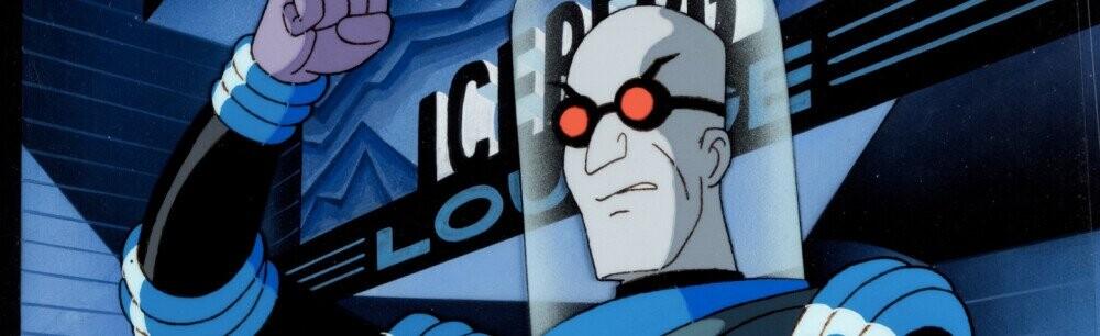 Mr. Freeze's Original Backstory Was Dumb As Hell