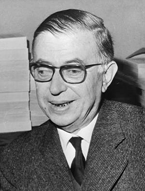 <i>Who has a Nobel prize and loves mescaline? Jean Paul Sartre!</i>