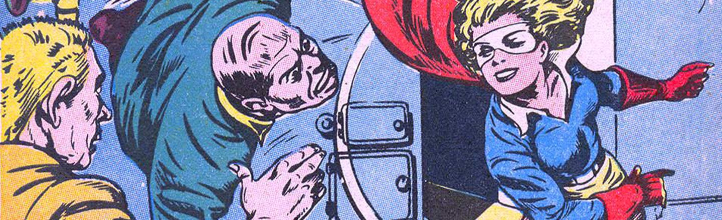 The 3 Most Ridiculous Forgotten Superheroes, Part 2