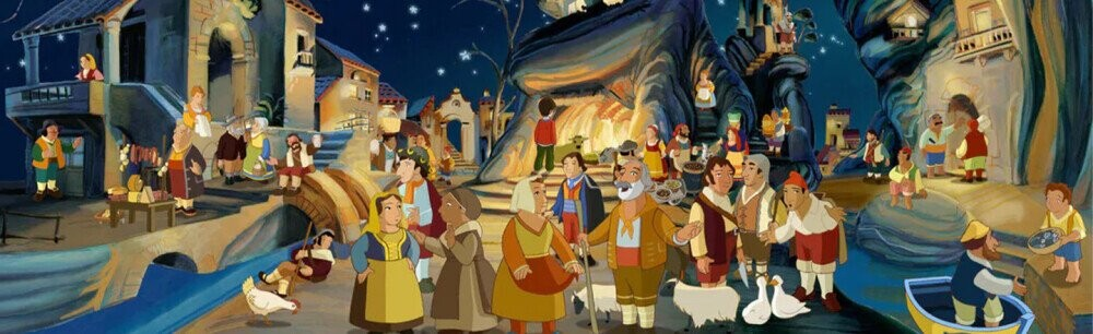 4 Unholy Things From The Children's Cartoon About Trying To Murder Baby Jesus