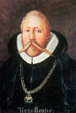 Tycho Brahe portrait