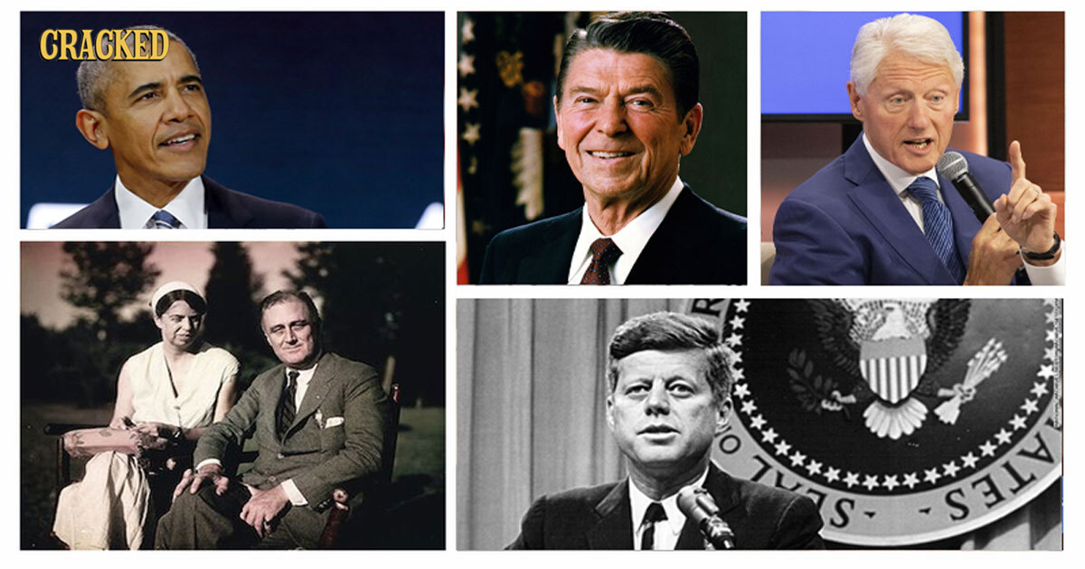 Gut-Wrenching Things Done By Beloved Presidents