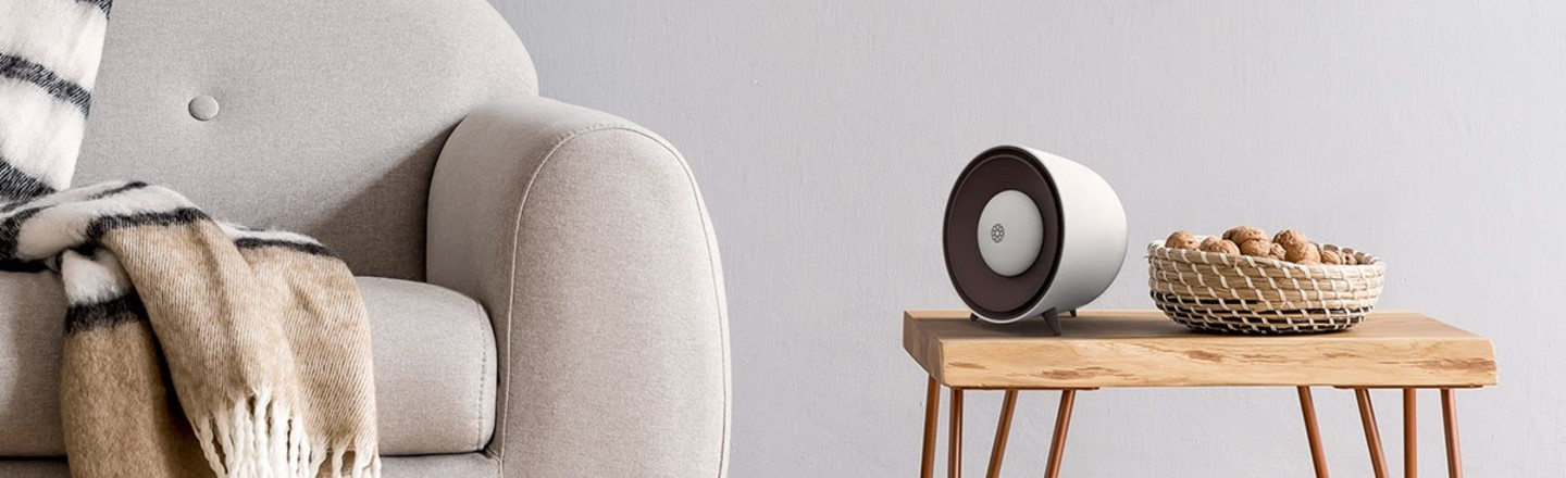 Trust The Swedes To Make The Perfect Portable Air Heater