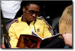 I'm Starting to Doubt Lil Wayne's Research Skills...