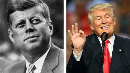 Donald Trump Is The JFK For Millennials (Seriously, Folks)