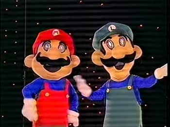 It's a-me, the Antichrist!