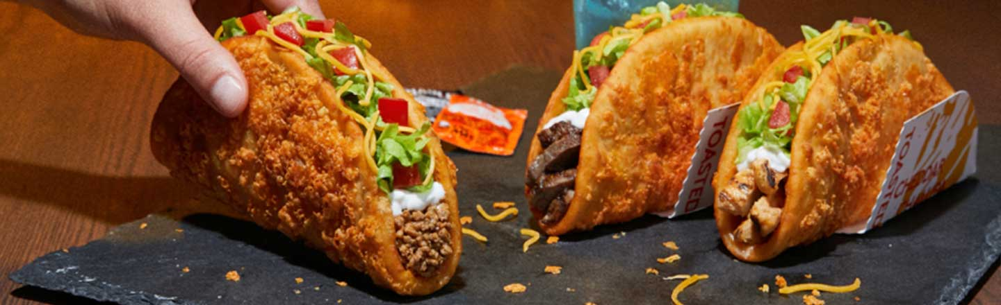 Right When Most Needed, Taco Bell's Removing Menu Items