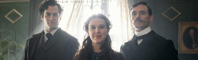 Why is Sherlock So Jacked in 'Enola Holmes'?