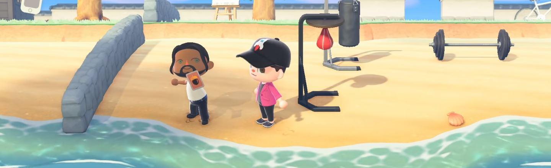 Touring Danny Trejo's 'Animal Crossing' Island Is Pure Joy