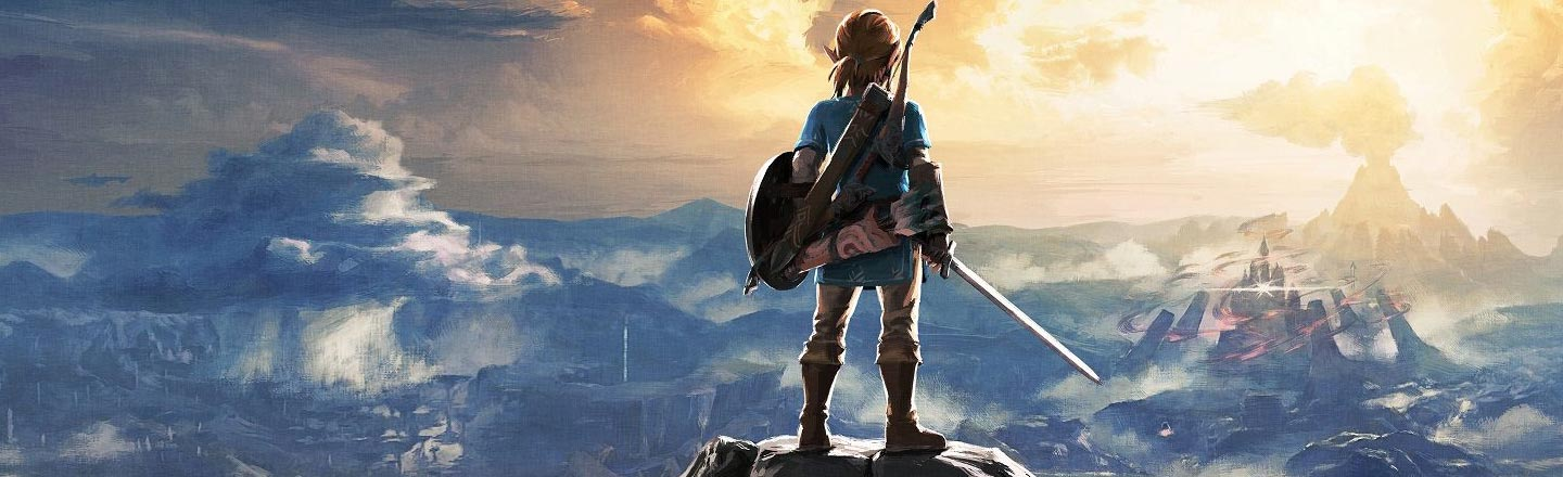 4 Ways I Realize I've Changed (Thanks To The New Zelda Game)